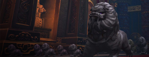 Adelanto de World of Warcraft: raids de Mists of Pandaria