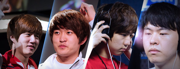 Legends Speak: Bisu, Stork, Jaedong, and Flash talk StarCraft II