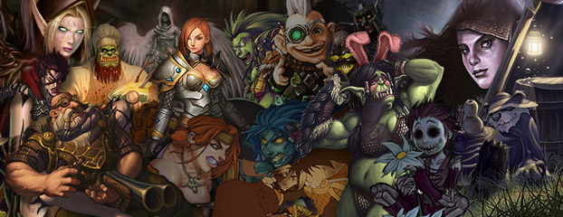 New Warcraft Fan Art