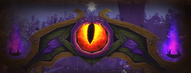 Step Right Up, the Darkmoon Faire's in Town!