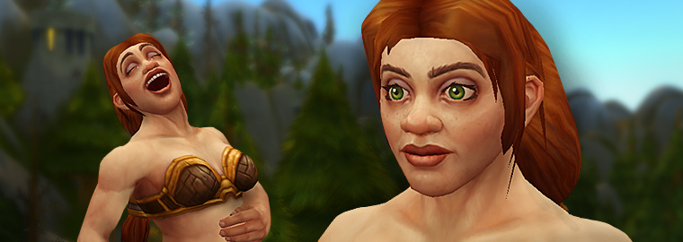 Character Viewer Updated: Female Dwarf!