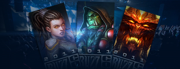 BlizzCon 2011 Virtual Ticket Now On Sale