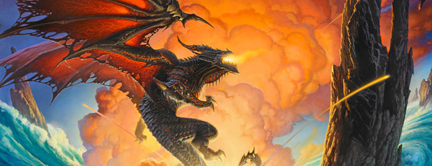 Community Spotlight: WoW Insider Interviews Art Legend Michael Whelan