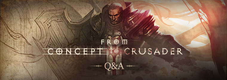 Crusader lore and history q&a