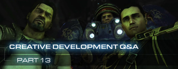 StarCraft II Creative Development Q&A - Part 13