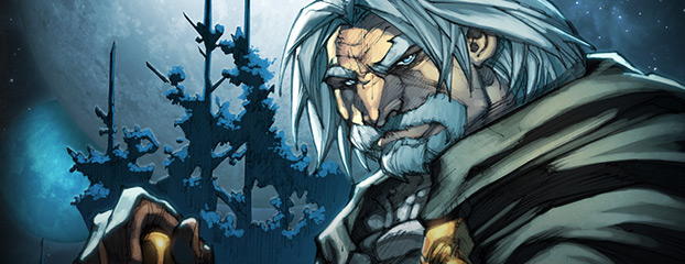 Leaders Of The Alliance And Horde -- Genn Greymane