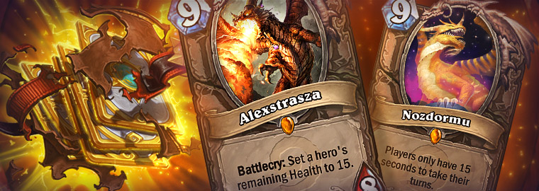 Blizzard's Favorite Cards