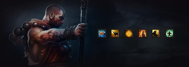 Diablo III теорикрафт: монах - сокрушитель демонов