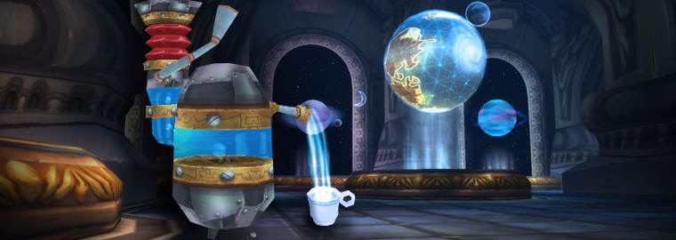 Dev Watercooler – Stat Updates for Warlords of Draenor