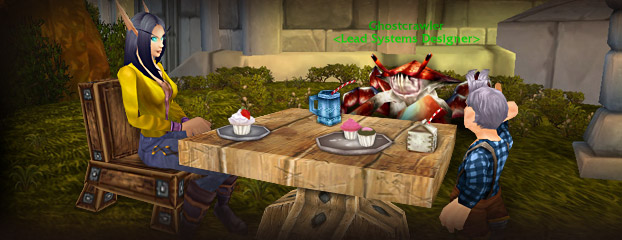 Coffee with the Devs — Mists of Pandaria Looting Explained
