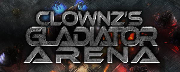 Arcade Highlight: Clownz's Gladiator Arena