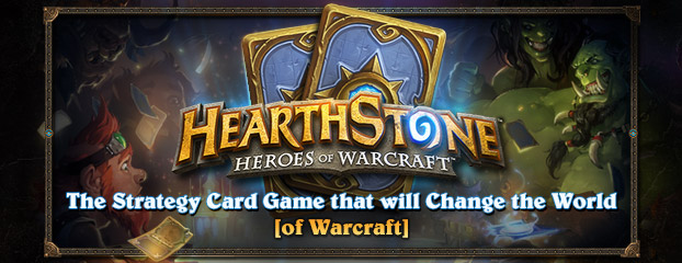 Hearthstone: Heroes of Warcraft Revealed at PAX East