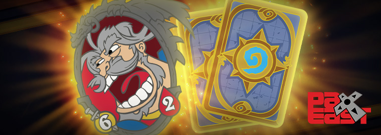 Shuffle Hearthstone Into Your Pinny Arcade Collection!