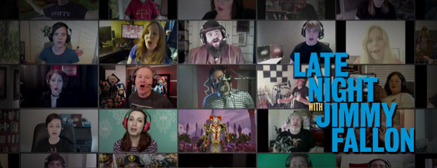 "Watch Jimmy Fallon's ""We Are the World of Warcraft"""