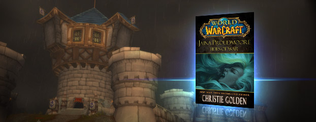 Jaina Proudmoore: Tides of War Novel Now on Sale