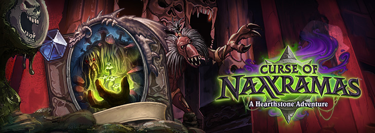 Curse of Naxxramas: The Plague Quarter - Now Open!