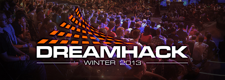 2013 DreamHack Open Grand Final at DreamHack Winter This Weekend