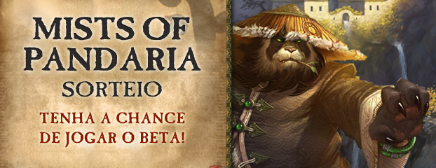 Concurso de Chaves Beta de Mists of Pandaria