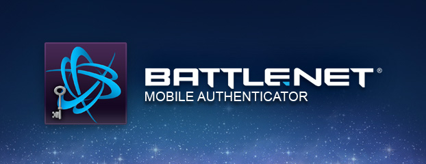 Battle.net Mobile Authenticator for Windows® Phone 7 Devices