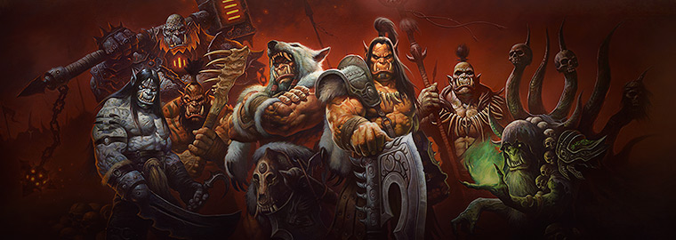 Warlords of Draenor™ Alpha Testing Begins