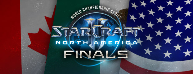 WCS North America Finals - Now Live