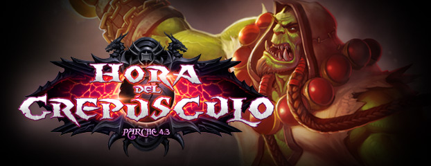 Parche cliente de World of Warcraft 4.3: Hora del Crepúsculo