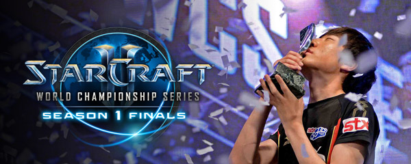 The First WCS Season Champion is Crowned