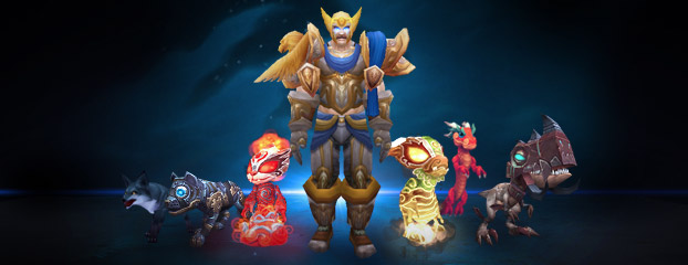 Major Payne's Pet Menagerie: Sunreaver Micro-Sentry
