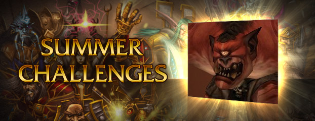 Summer Challenge: Magtheridon, Hyjal, and Gruul
