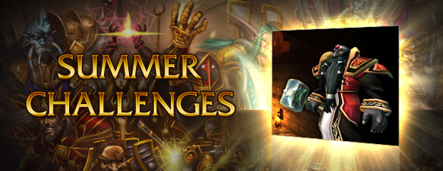 WoW Summer Challenge: Blackrock Mountain