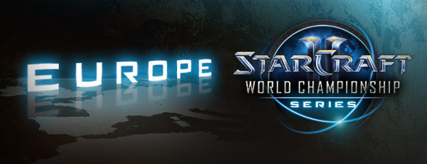 StarCraft II World Championship Series: Nationals - Europa