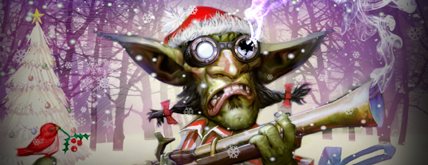 The Feast of Winter Veil Begins December 16