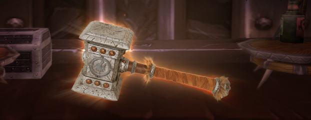 Doomhammer Now Available at Epic Weapons