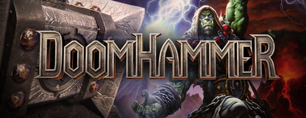 DOOMHAMMER Replica Now on Sale!