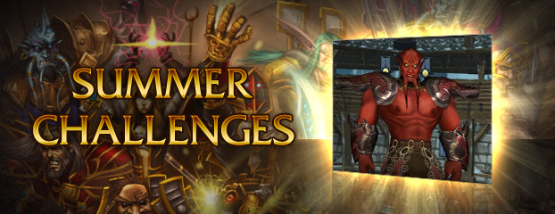 Summer Challenge: Trial of the Crusader