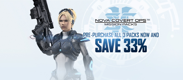 Pre-Purchase Nova Covert Ops Today!