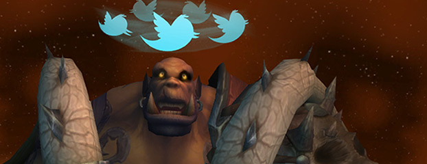 Blizzard Hashtag Twitter Campaign