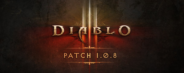 Patch 1.0.8 Now Live!