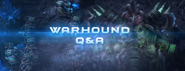 April Fools: Blizzard Creative Development Warhound Q&A