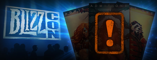 First Batch of BlizzCon Tickets Sold Out