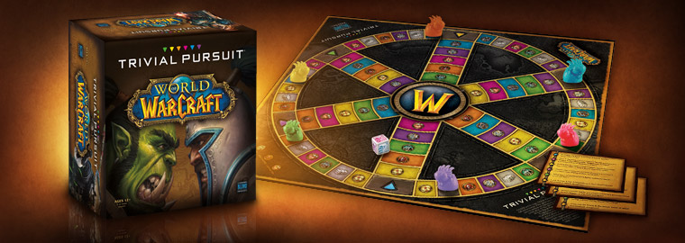 World of Warcraft: Trivial Pursuit – Now Available!