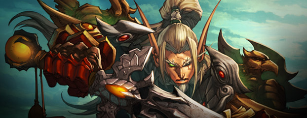 New Lore: Lor'themar Theron Story Now Available!