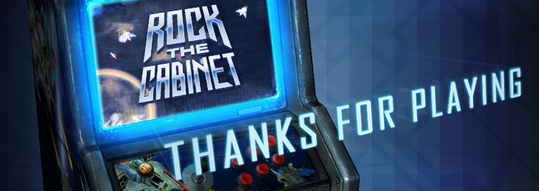 Rock the Cabinet – Good Game
