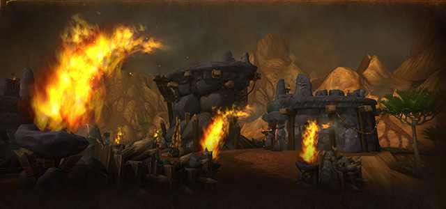 Warlords of Draenor: Adventuring from 90 to 100