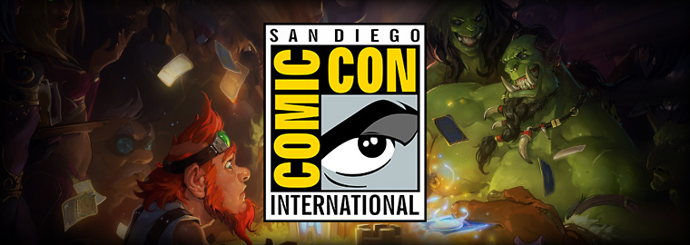 Blizzard Entertainment Returns to San Diego Comic Con