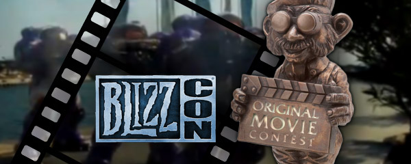 Enter the BlizzCon 2013 Movie Contest
