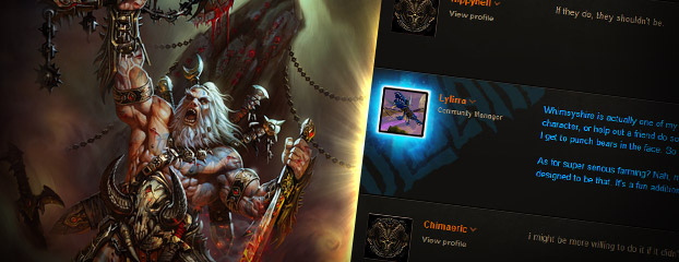 Community Commentary: Diablo III Crafting Strategy Guide