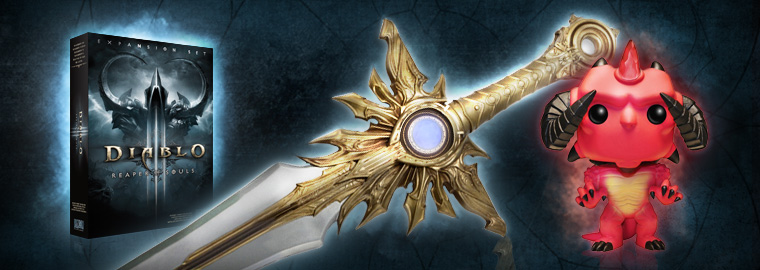Diablo III Holiday Gift Guide