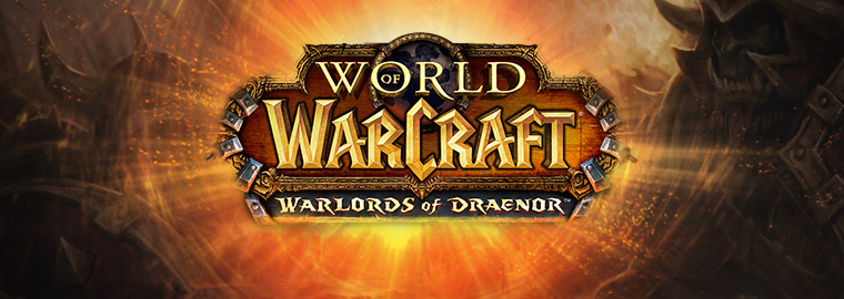 Warlords of Draenor Splash