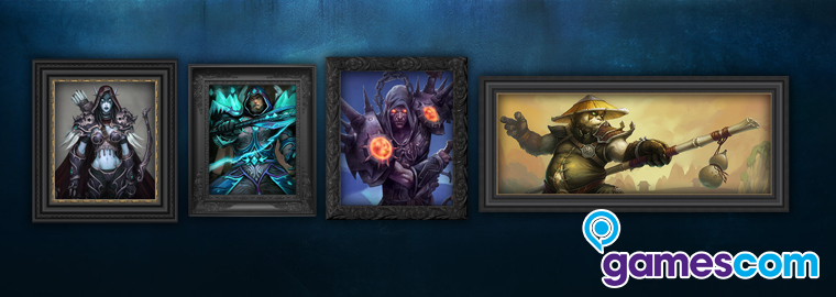 Be Part of the World of Warcraft Gallery at gamescom 2014